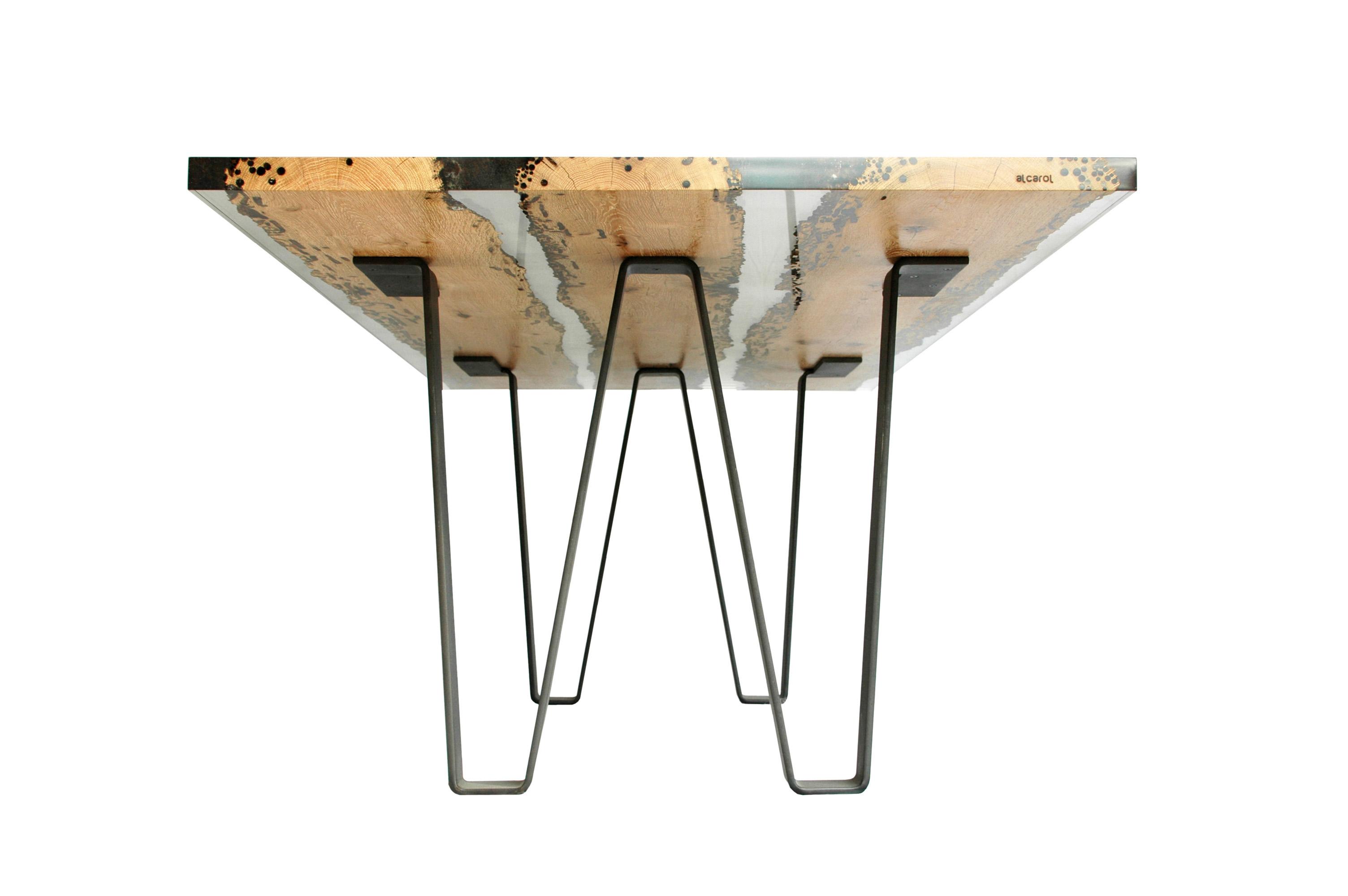 bricola tavolo chimenti alcarol alcarol. Black Bedroom Furniture Sets. Home Design Ideas