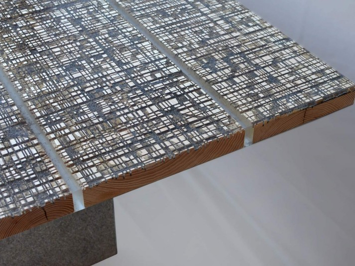 Alcarol Marble Ways Collection - Table Stone - P3