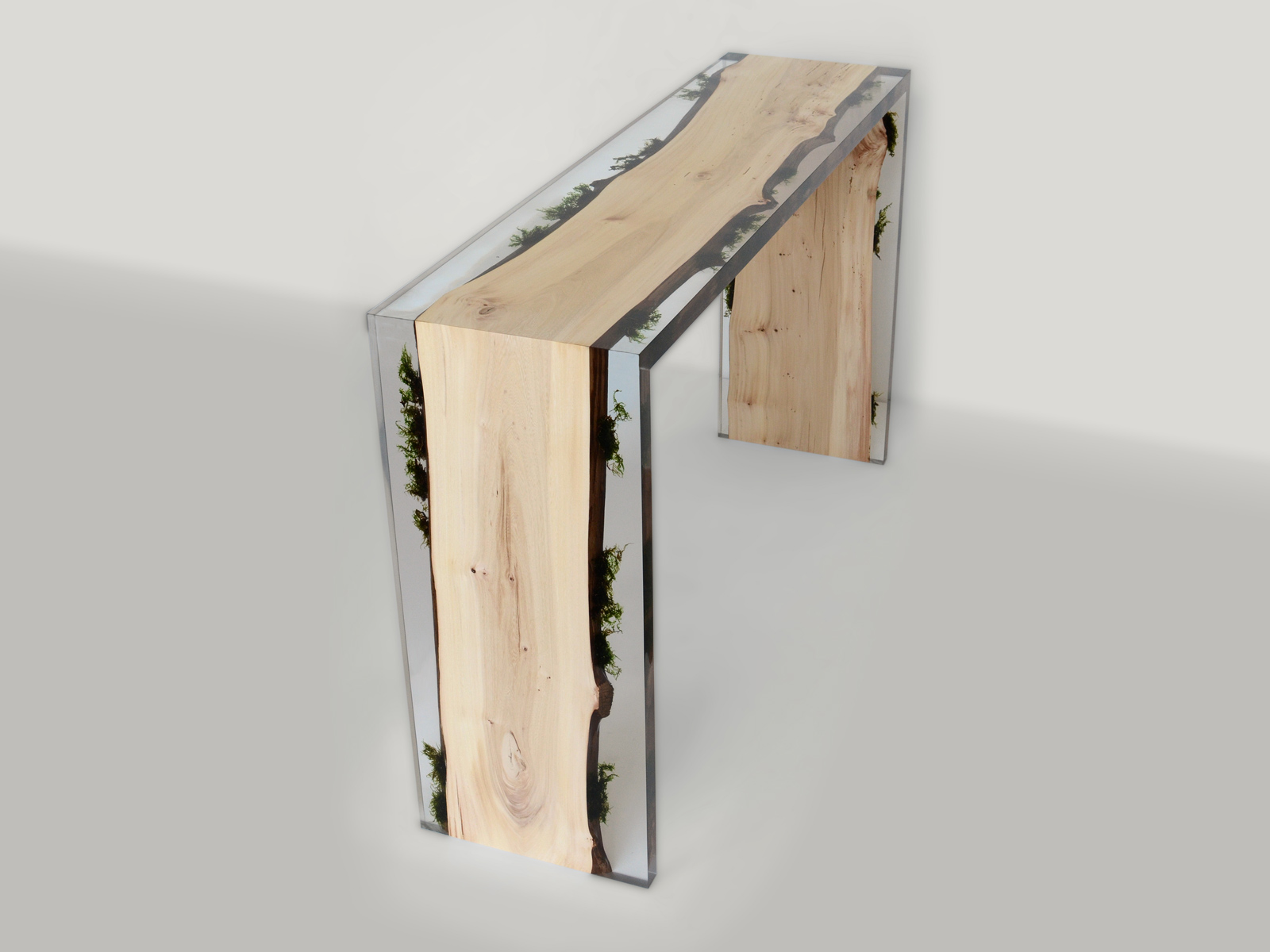 Alcarol Undergrowth Collection - Trail Console sans stool - 1