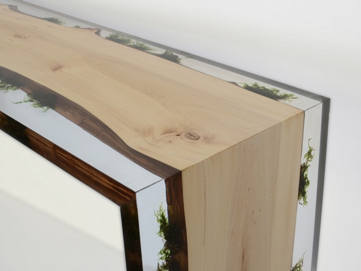 Alcarol Undergrowth Collection - Trail Console sans stool - P1