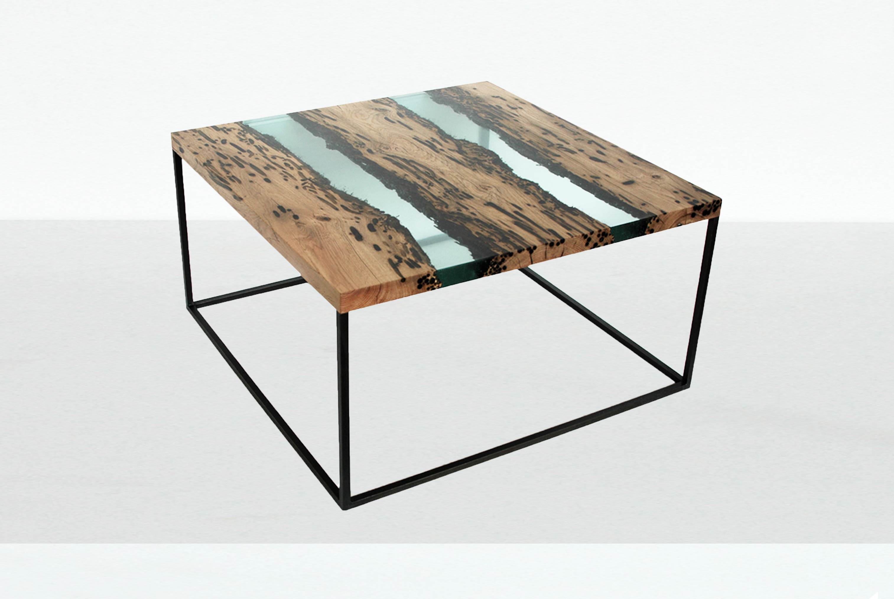 Jetty alcarol - Resine transparente pour table ...