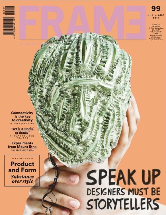 Frame UK luglio agosto 2014 copertina