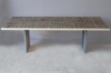 Marble Ways Table Stone Legs 3