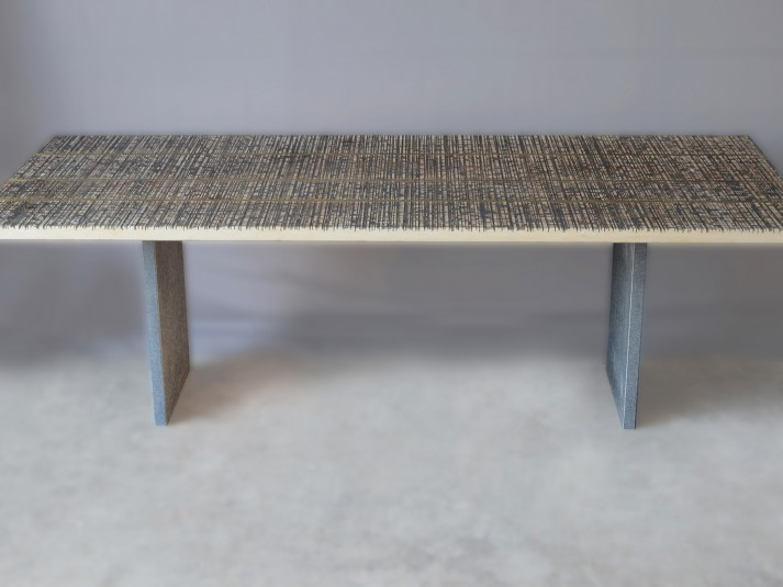 Alcarol Marble Ways Collection - Table Stone - P3B