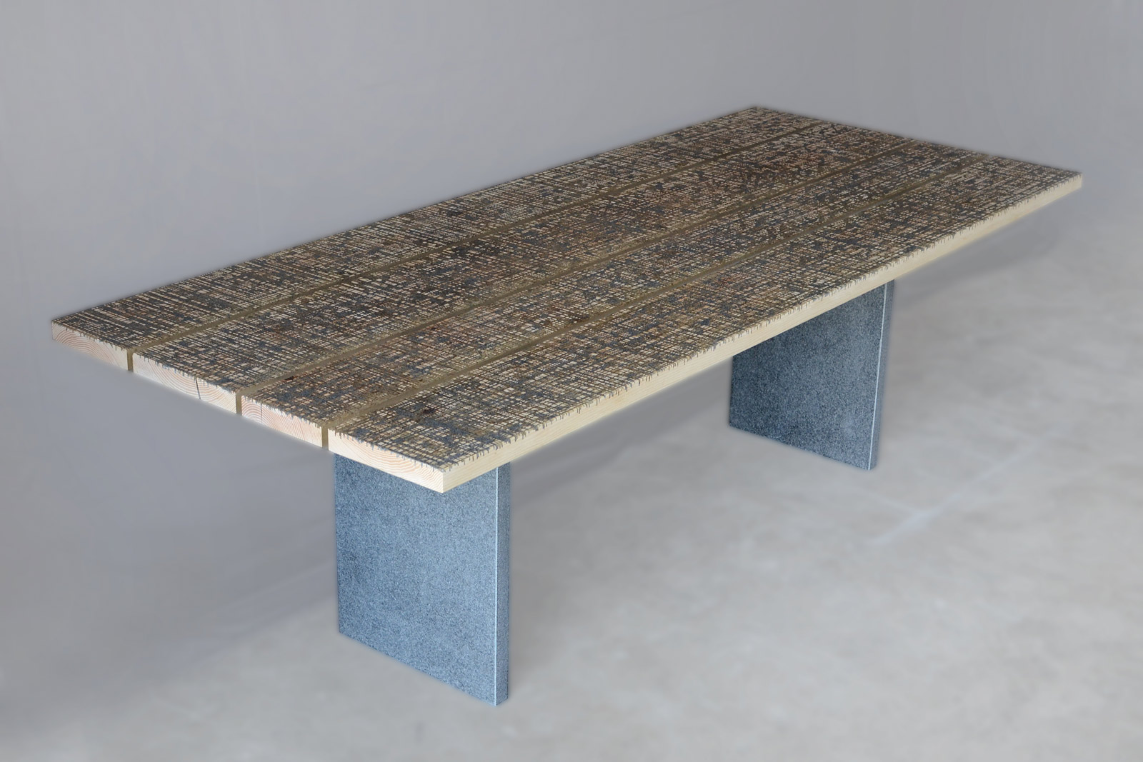 Alcarol Marble Ways Collection - Table Stone - P5B