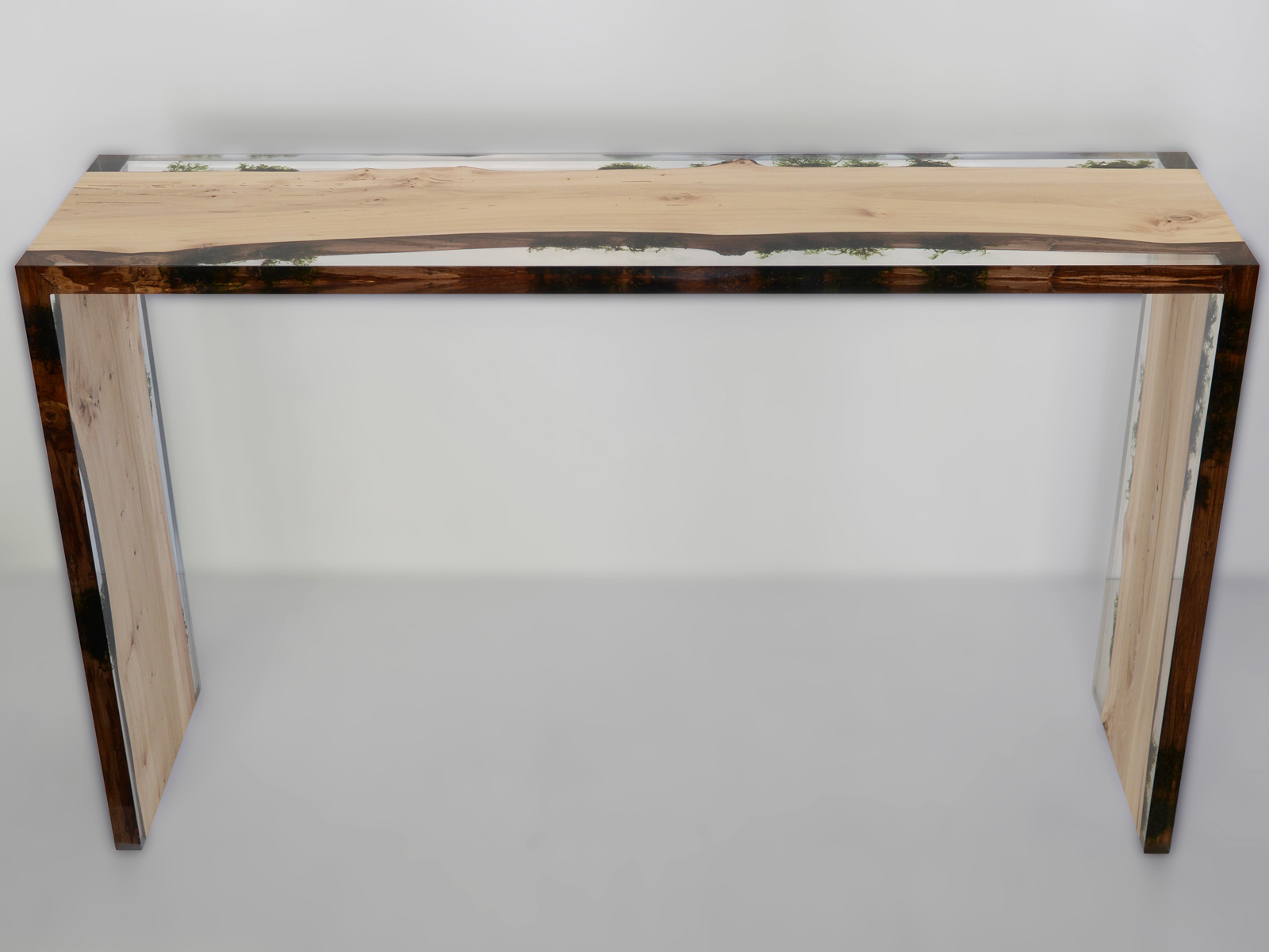Alcarol Undergrowth Collection - Trail Console sans stool - 2
