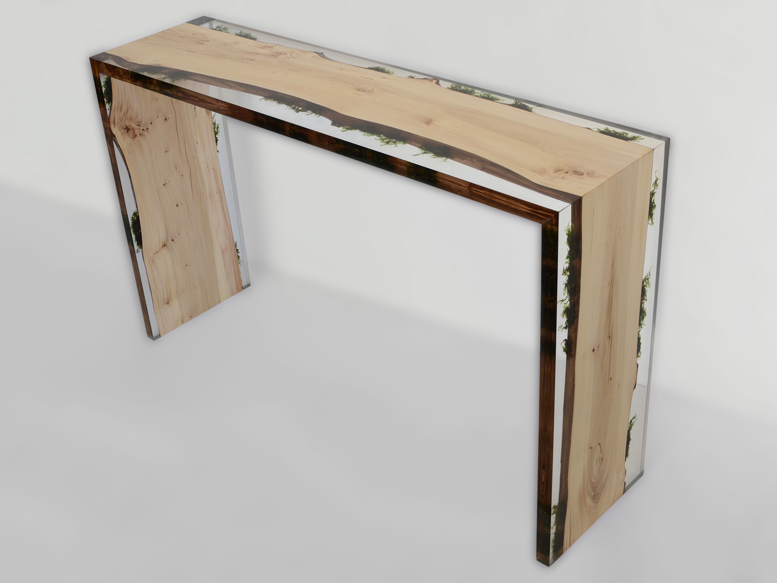Alcarol Undergrowth Collection - Trail Console sans stool - 3