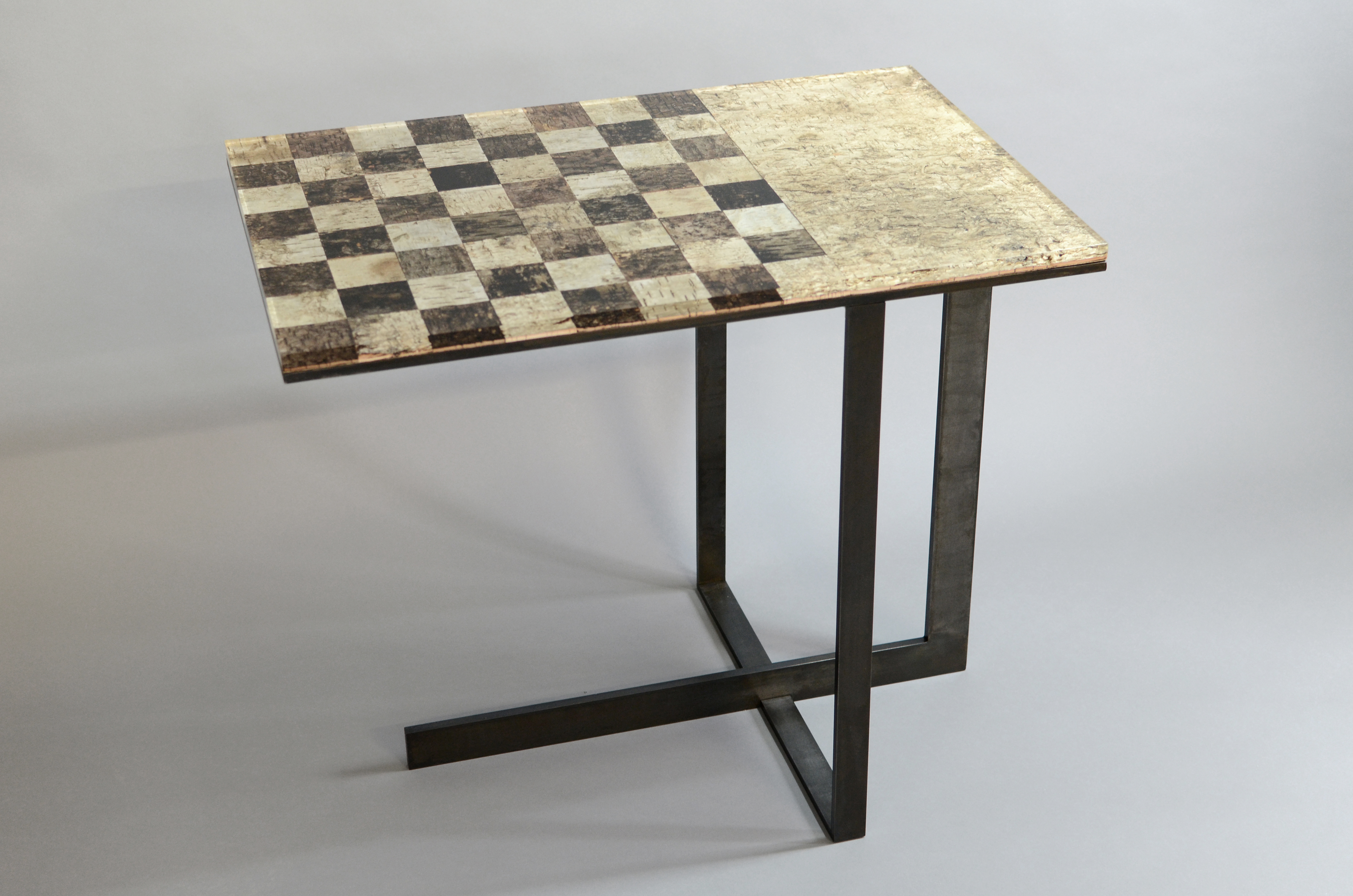 Chess Side Table Phellem Collection