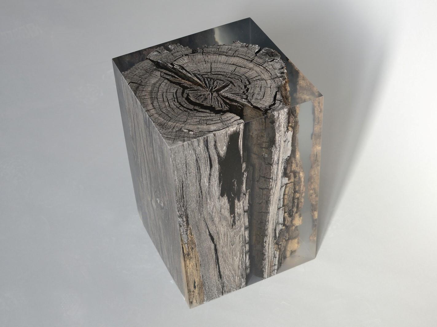Peatland Black Stool Peatland Collection Alcarol